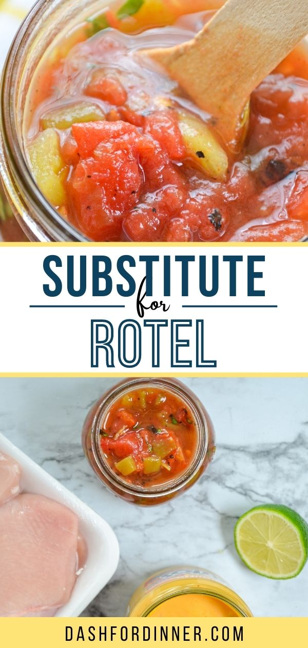 Substitute for Rotel