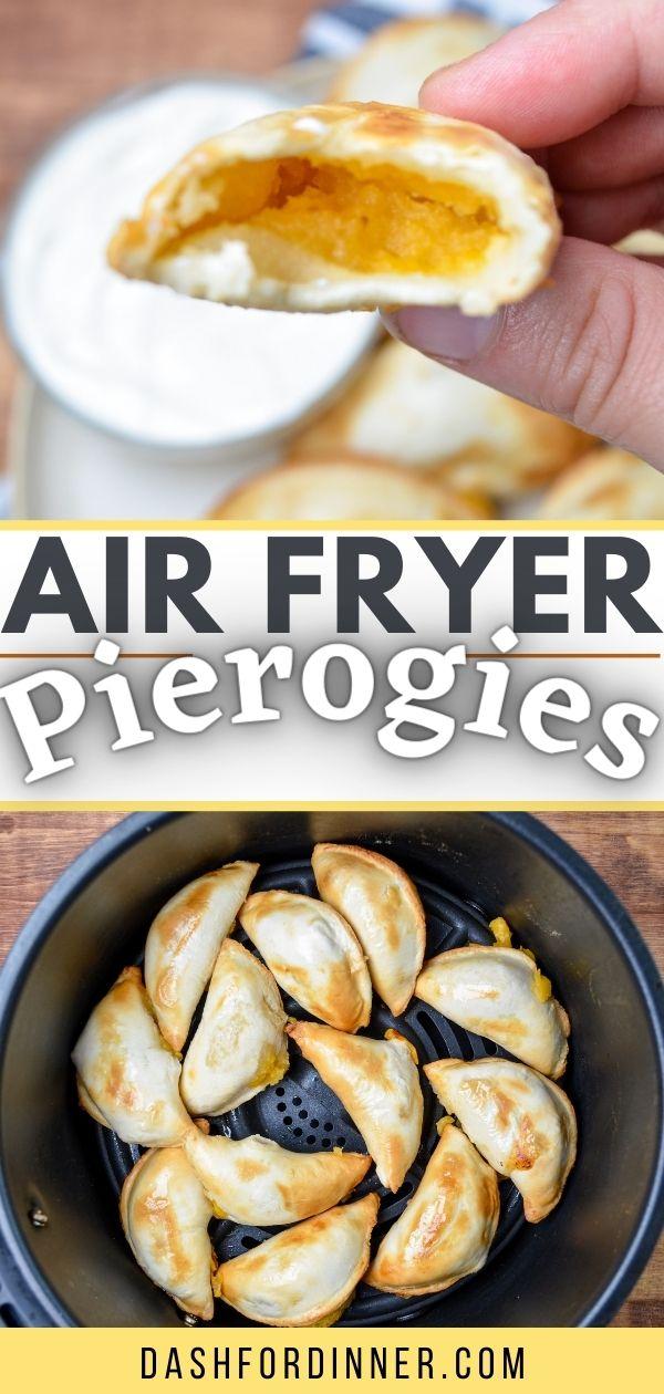 Air Fryer Pierogies